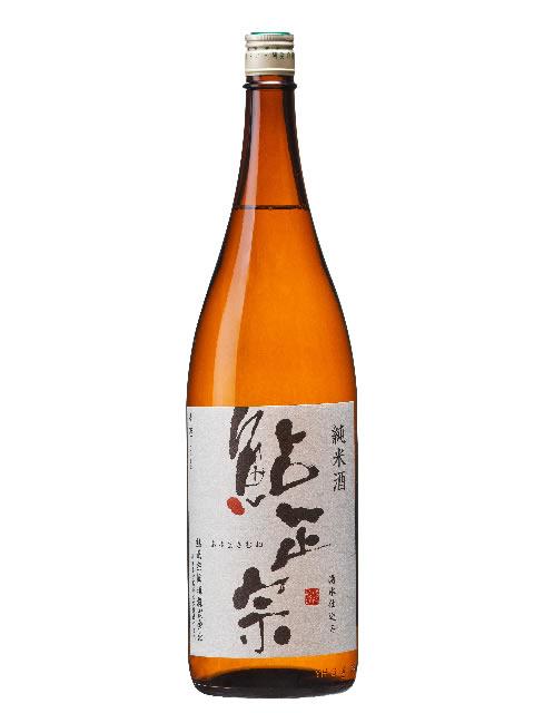 鮎正宗 純米酒1800