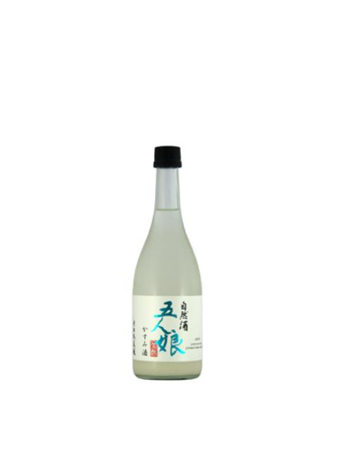 五人娘 純米生原酒「かすみ酒」720