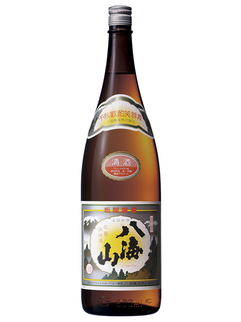 八海山 清酒1800