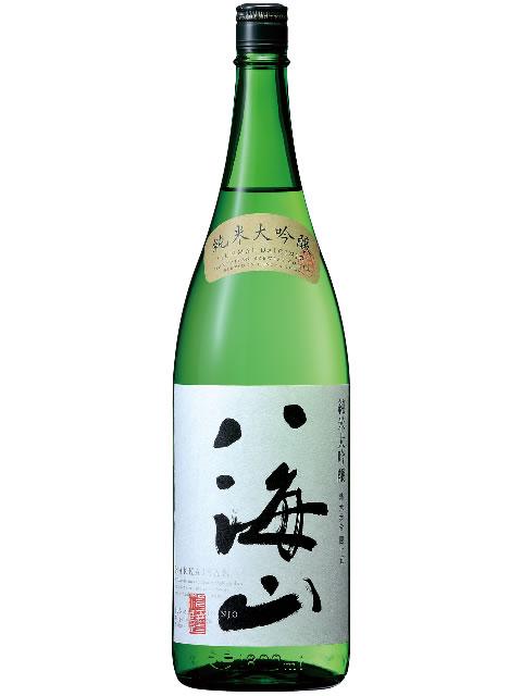 八海山 純米大吟醸1800新2020