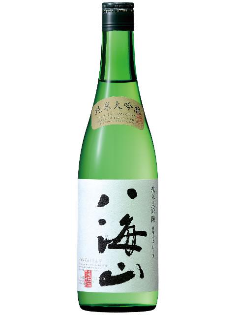 八海山 純米大吟醸720新2020