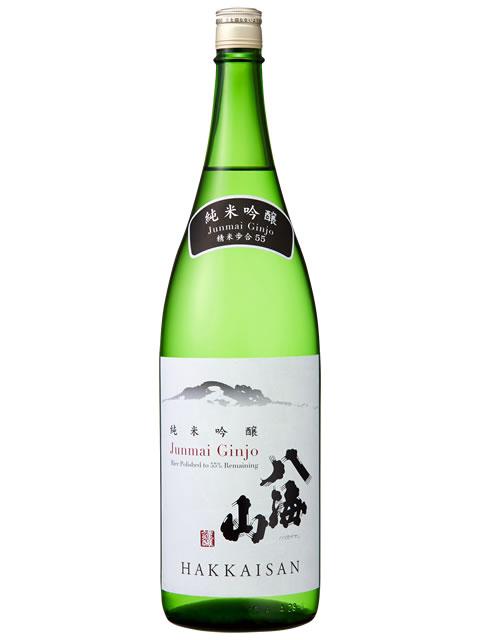 八海山 純米吟醸55%1800
