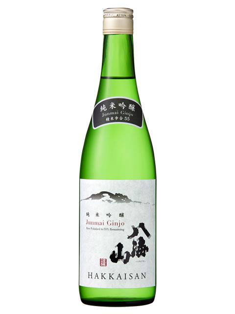 八海山 純米吟醸55%720
