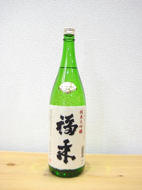 福来 純米大吟醸 吟ぎんが(新)1800