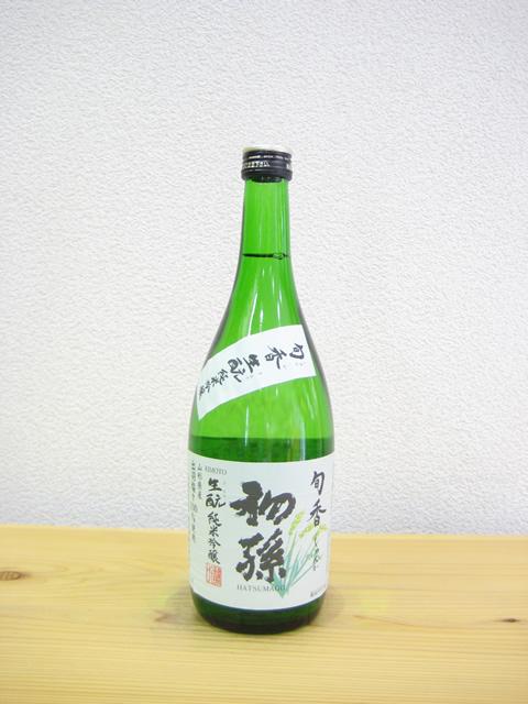 初孫 旬香 純米吟醸720