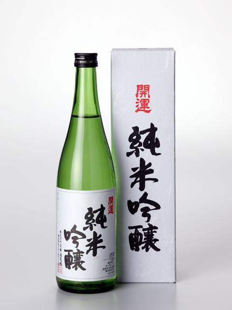 開運 純米吟醸720