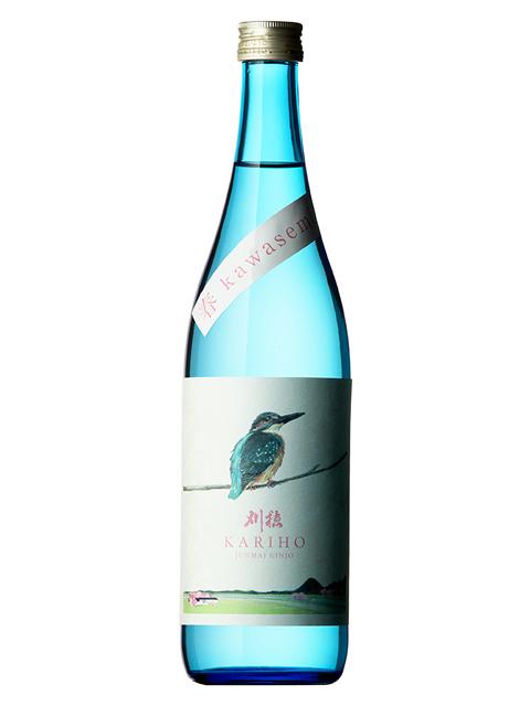 "刈穂 純米吟醸 Kawasemi ""sakura""label 生酒720"