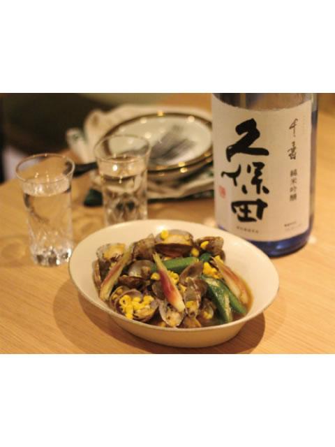 久保田 千寿 純米吟醸イメージ