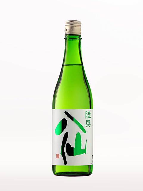 陸奥八仙 緑ラベル特別純米720