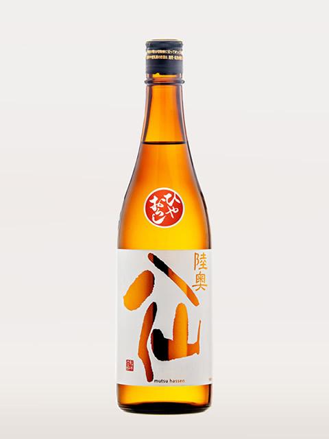 陸奥八仙 オレンジラベル純米吟醸ひやおろし720