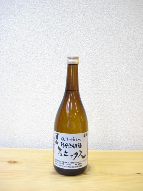 千両男山 特別純米酒「フェニックス」720