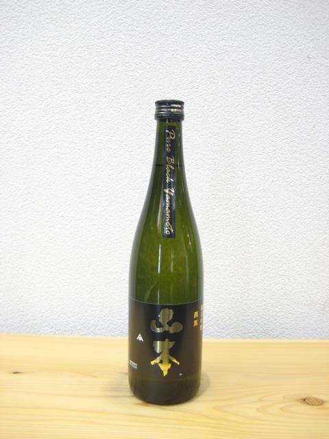 白瀑 純米吟醸山本 ピュアブラック(火入)720