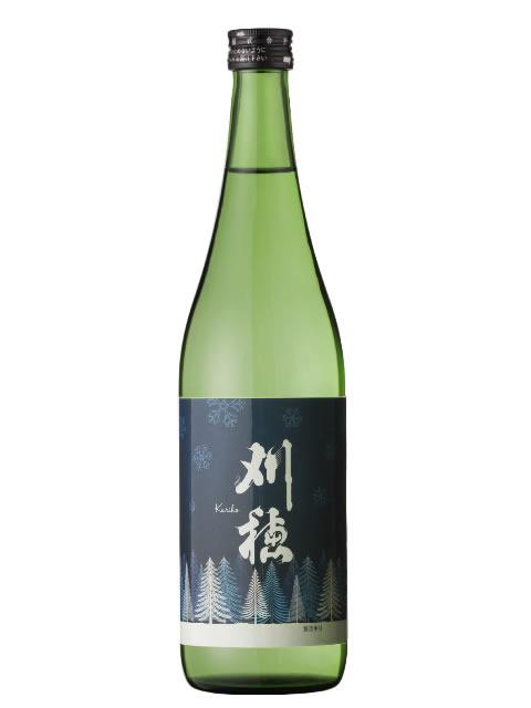 刈穂 純米酒 シルキースノー720
