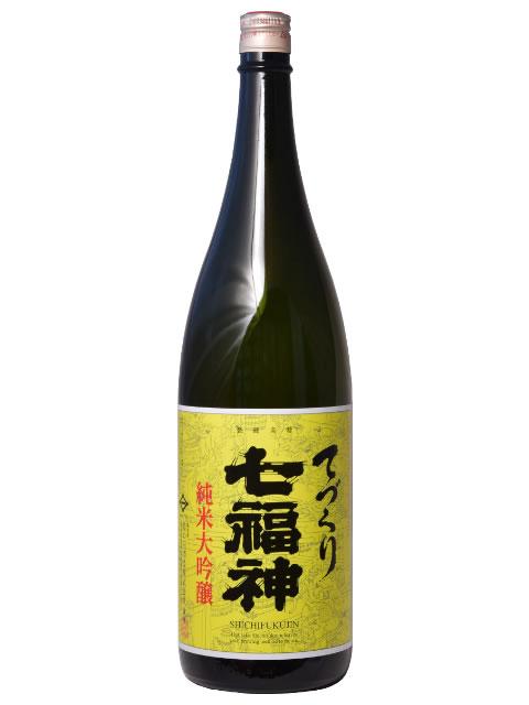 純米大吟醸 てづくり七福神1800