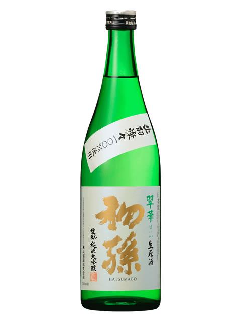初孫 翠華(すいか)生原酒720