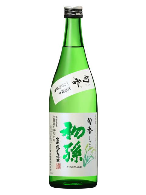 初孫 旬香 純米大吟醸720