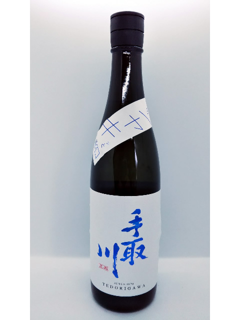 手取川 純米吟醸生原酒シャキッと辛口720