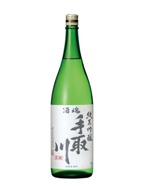 手取川 酒魂 純米吟醸