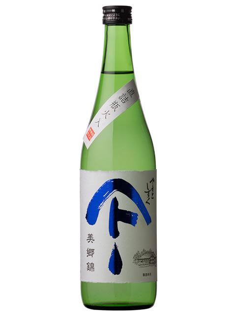 やまとしずく 純米吟醸美郷錦720