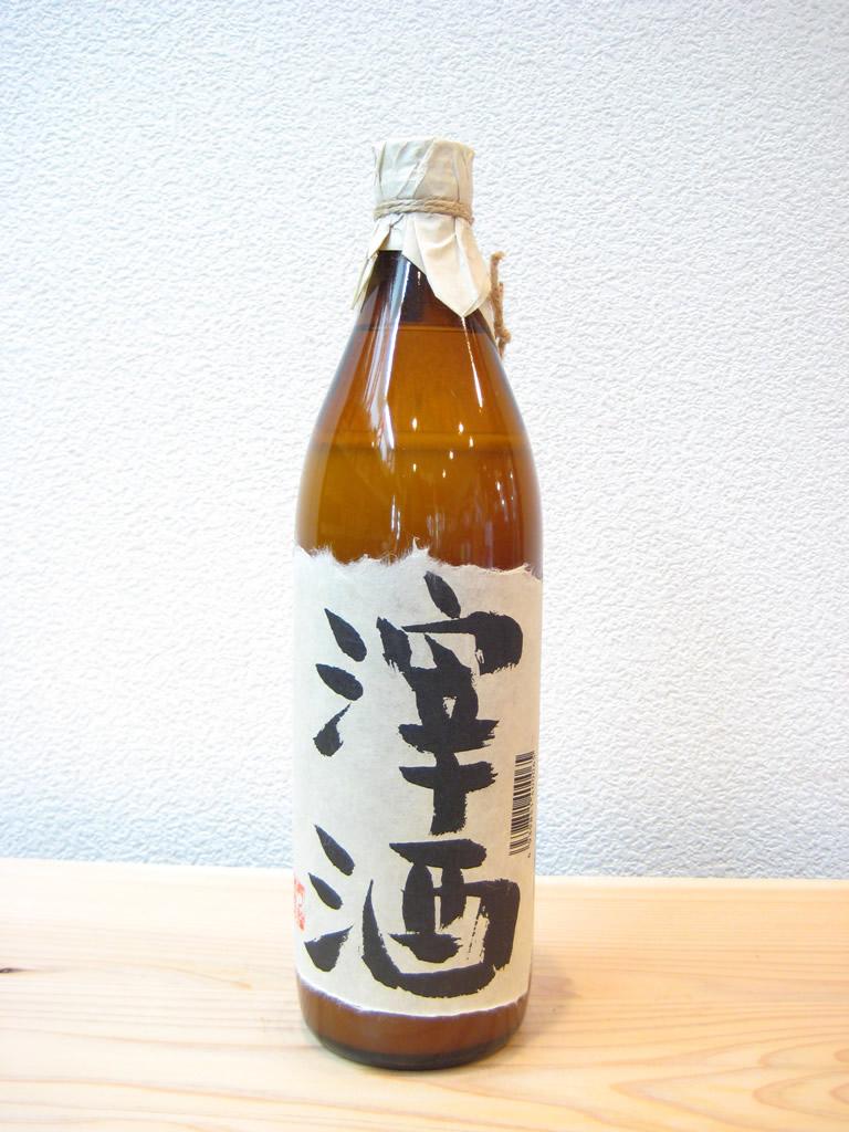 【日本酒】月の輪 滓酒 900ml