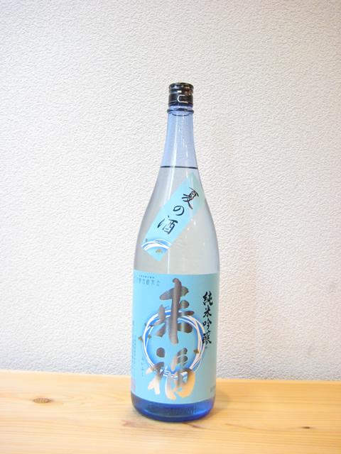 来福 純米吟醸 夏の酒1800