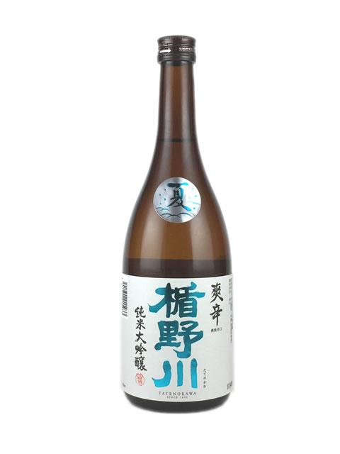 楯野川 純米大吟醸 爽辛b720