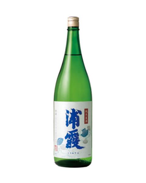 浦霞 純米夏酒1800