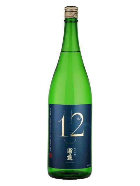 浦霞 純米吟醸No.12 1800