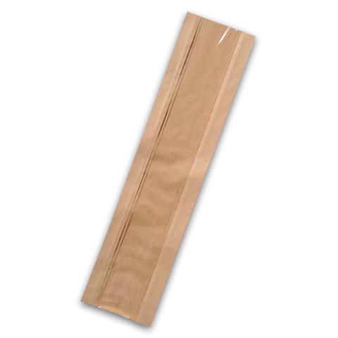 デリカパックフランスパン用 未晒無地 小