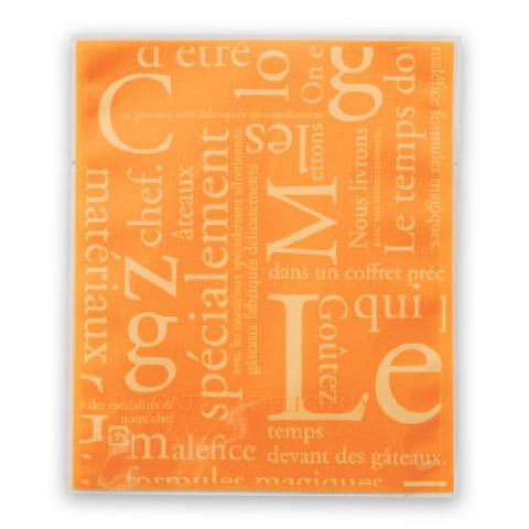 カマス袋GT洋柄オレンジ