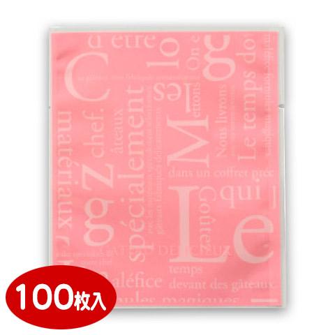 カマス袋GT洋柄ピンク