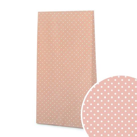 ハイバッグ 水玉ピンク