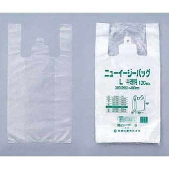 レジ袋ニューイージーバッグ(半透明)L