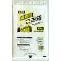 強化剤入半透明ゴミ袋45L