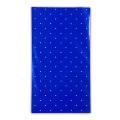 メタリック平袋 ブルー