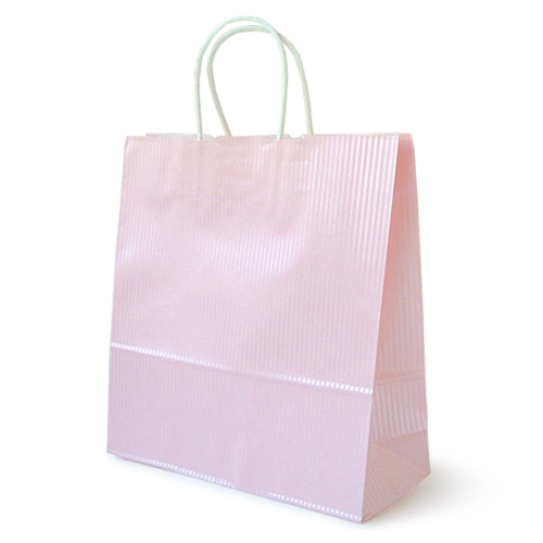 手提袋 クリスタルピンク