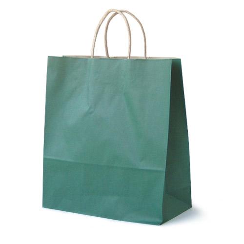 手提げ紙袋 エメラルド