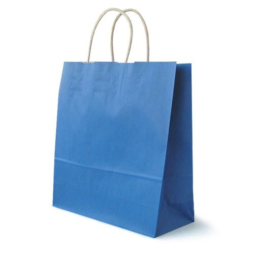 手提げ紙袋 マリン