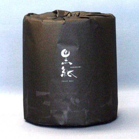 黒紙トイレットペーパー1R#2038