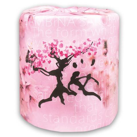 トイレットペーパー_2329バンビーナ桜