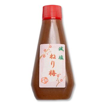 ねり梅 180g (減塩)
