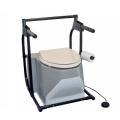 水洗式ポータブルトイレ 流せるポータくん SPF05-HO