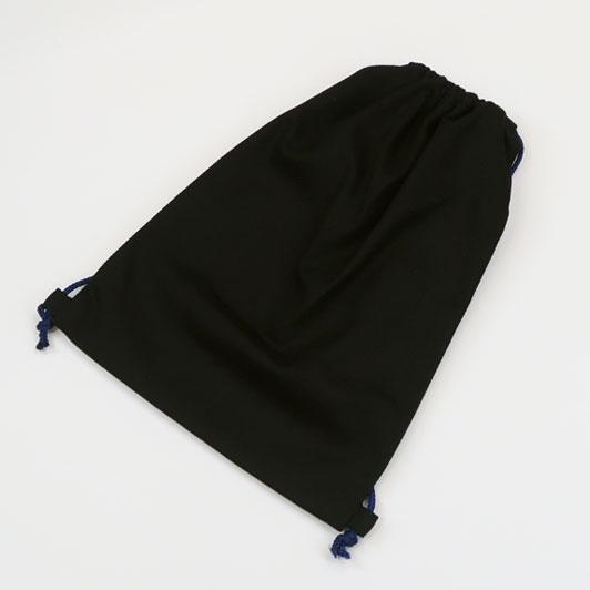 【小粋 黒刺子】ナップサック