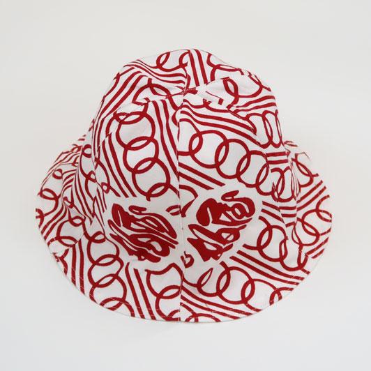 【チューリップハット 6枚タイプ】帽子