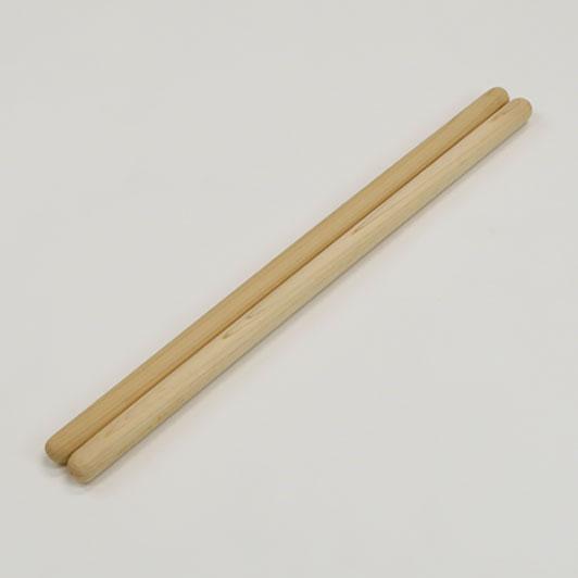 【ヒノキ】小太鼓用バチ