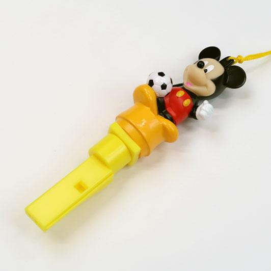 【ミッキーマウス】キャラクター笛