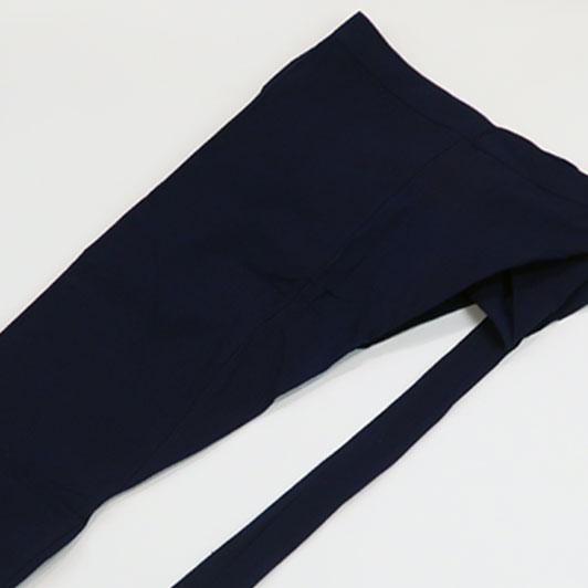 【祭矢 藍染】股引 小~特大フト