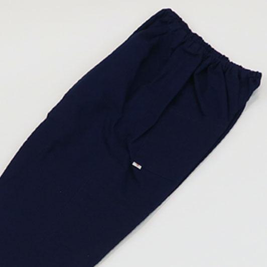 【小粋 藍染】子供用ゴムズボン 1号~3号