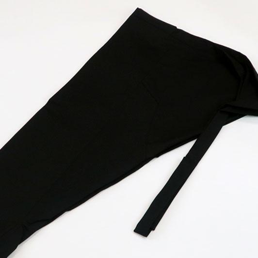 【黒ストレッチ】股引 小~特大