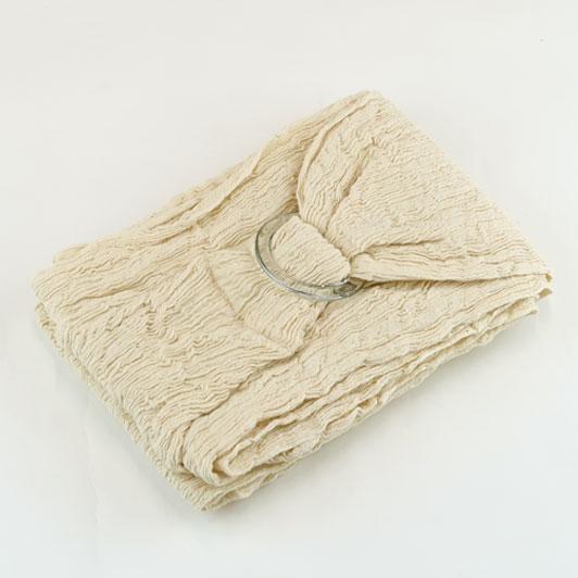【らくらく巻帯 キナリ】綿楊柳巻帯